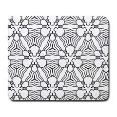 Pattern Design Pretty Cool Art Large Mousepads
