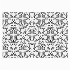 Pattern Design Pretty Cool Art Large Glasses Cloth