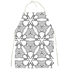 Pattern Design Pretty Cool Art Full Print Aprons