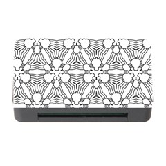Pattern Design Pretty Cool Art Memory Card Reader With Cf