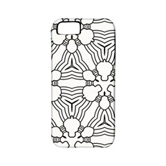 Pattern Design Pretty Cool Art Apple Iphone 5 Classic Hardshell Case (pc+silicone)