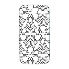 Pattern Design Pretty Cool Art Samsung Galaxy S4 I9500/i9505  Hardshell Back Case