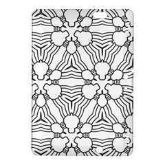 Pattern Design Pretty Cool Art Kindle Fire Hdx 8 9  Hardshell Case