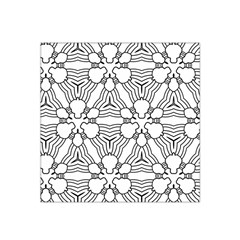 Pattern Design Pretty Cool Art Satin Bandana Scarf