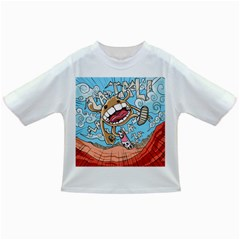 Illustration Characters Comics Draw Infant/toddler T Shirts