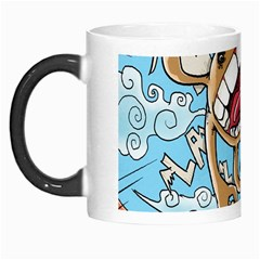 Illustration Characters Comics Draw Morph Mugs