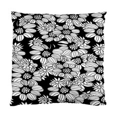 Mandala Calming Coloring Page Standard Cushion Case (one Side)