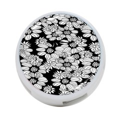 Mandala Calming Coloring Page 4 Port Usb Hub (one Side)