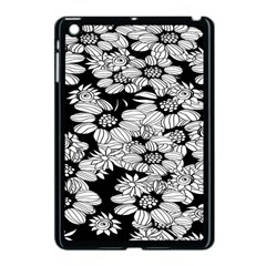 Mandala Calming Coloring Page Apple Ipad Mini Case (black)