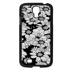 Mandala Calming Coloring Page Samsung Galaxy S4 I9500/ I9505 Case (black)