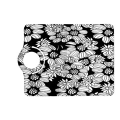 Mandala Calming Coloring Page Kindle Fire Hd (2013) Flip 360 Case