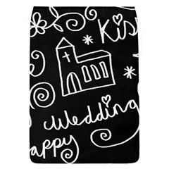 Wedding Chalkboard Icons Set Flap Covers (s)