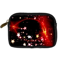 Circle Lines Wave Star Abstract Digital Camera Cases