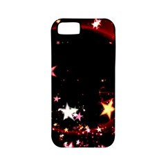 Circle Lines Wave Star Abstract Apple Iphone 5 Classic Hardshell Case (pc+silicone)