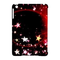 Circle Lines Wave Star Abstract Apple Ipad Mini Hardshell Case (compatible With Smart Cover)