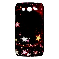 Circle Lines Wave Star Abstract Samsung Galaxy Mega 5 8 I9152 Hardshell Case