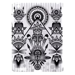Ancient Parade Ancient Civilization Apple Ipad 3/4 Hardshell Case (compatible With Smart Cover)