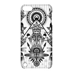 Ancient Parade Ancient Civilization Apple Ipod Touch 5 Hardshell Case With Stand