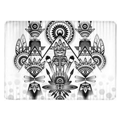 Ancient Parade Ancient Civilization Samsung Galaxy Tab 10 1  P7500 Flip Case