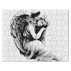 Stippling Drawing Dots Stipple Rectangular Jigsaw Puzzl