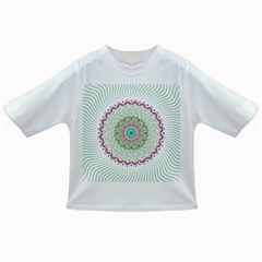 Flower Abstract Floral Infant/toddler T Shirts