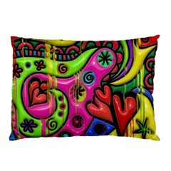 Seamless Texture Pattern Tile Pillow Case