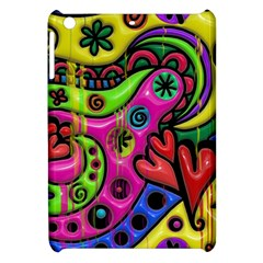 Seamless Texture Pattern Tile Apple Ipad Mini Hardshell Case