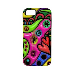 Seamless Texture Pattern Tile Apple Iphone 5 Classic Hardshell Case (pc+silicone)