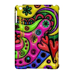 Seamless Texture Pattern Tile Apple Ipad Mini Hardshell Case (compatible With Smart Cover)