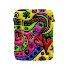 Seamless Texture Pattern Tile Apple Ipad 2/3/4 Protective Soft Cases