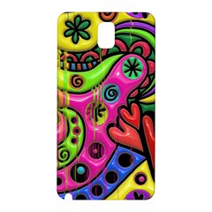 Seamless Texture Pattern Tile Samsung Galaxy Note 3 N9005 Hardshell Back Case