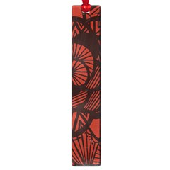 Background Abstract Red Black Large Book Marks