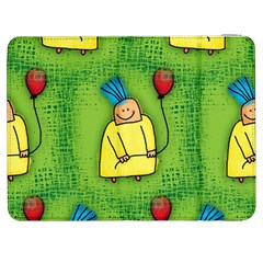 Seamless Repeating Tiling Tileable Samsung Galaxy Tab 7  P1000 Flip Case