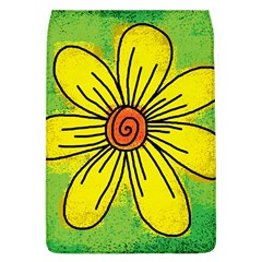 Flower Cartoon Painting Painted Flap Covers (l)