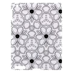 Pattern Zentangle Handdrawn Design Apple Ipad 3/4 Hardshell Case