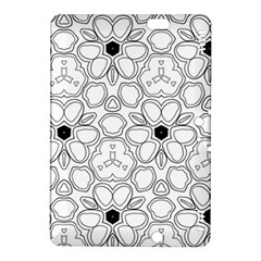 Pattern Zentangle Handdrawn Design Kindle Fire Hdx 8 9  Hardshell Case