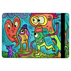 Painting Painted Ink Cartoon Ipad Air Flip