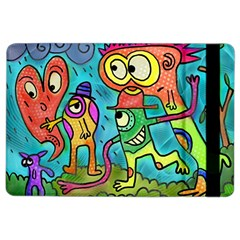 Painting Painted Ink Cartoon Ipad Air 2 Flip