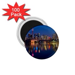 Buildings Can Cn Tower Canada 1 75  Magnets (100 Pack)