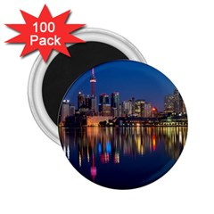Buildings Can Cn Tower Canada 2 25  Magnets (100 Pack)