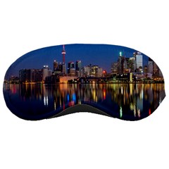Buildings Can Cn Tower Canada Sleeping Masks