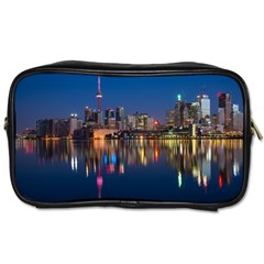 Buildings Can Cn Tower Canada Toiletries Bags
