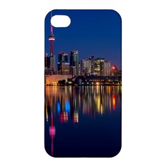 Buildings Can Cn Tower Canada Apple Iphone 4/4s Hardshell Case