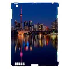 Buildings Can Cn Tower Canada Apple Ipad 3/4 Hardshell Case (compatible With Smart Cover)