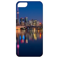 Buildings Can Cn Tower Canada Apple Iphone 5 Classic Hardshell Case
