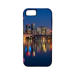 Buildings Can Cn Tower Canada Apple Iphone 5 Classic Hardshell Case (pc+silicone)
