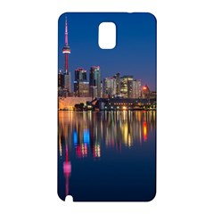 Buildings Can Cn Tower Canada Samsung Galaxy Note 3 N9005 Hardshell Back Case