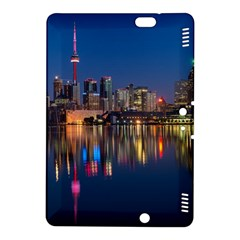 Buildings Can Cn Tower Canada Kindle Fire Hdx 8 9  Hardshell Case