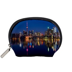 Buildings Can Cn Tower Canada Accessory Pouches (small)