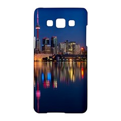 Buildings Can Cn Tower Canada Samsung Galaxy A5 Hardshell Case
